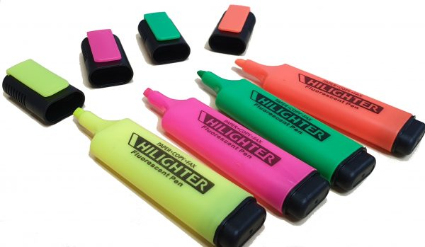 highlighter pen